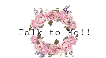 talk to me page graphic