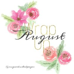 august wrap up graphic